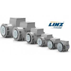 LINZ Gear box up to 130 kVA for PRO22 Alternators