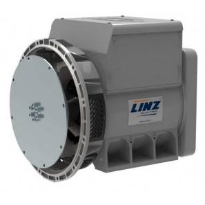 LINZ PRO18S B/4 Three-phase alternator 4 poles 25 kVA 50 Hz AVR