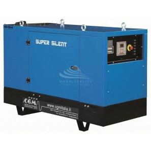 CGM 60 KH - Gruppo Elettrogeno Supersilenziato Automatico