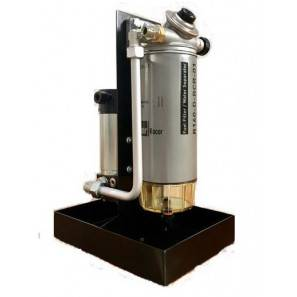 MINI DIESEL DEFENDER 14 - Sistema FIsso Filtrazione/Pulizia Serbatoi