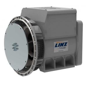 LINZ PRO18S C/4 Three-phase alternator 4 poles 30 kVA 50 Hz AVR
