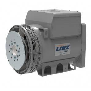LINZ PRO22S D/4 Three-phase alternator 4 poles 100 kVA 50 Hz AVR