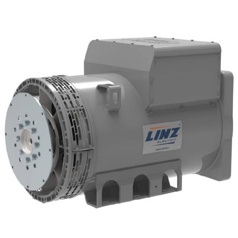 LINZ PRO22M E/4 Three-phase alternator 4 poles 130 kVA 50 Hz AVR