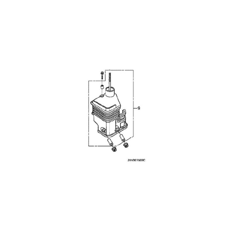 HONDA Inductor for GX200 UT2 Engine