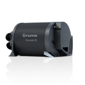 TRUMA COMBI D 6E Stufa 6 KW Diesel ed Elettrica per Camper e Camion