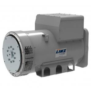 LINZ PRO28L G/4 Alternatore Trifase 4 poli 400 kVA 50 Hz AVR