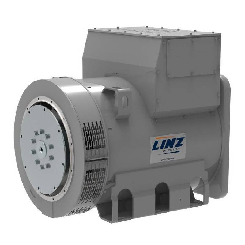 LINZ PRO35S C/4 Three-phase alternator 4 poles 500 kVA 50 Hz AVR