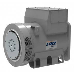 LINZ PRO35S D/4 Three-phase alternator 4 poles 550 kVA 50 Hz AVR