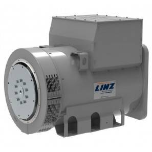 LINZ PRO35S E/4 Three-phase alternator 4 poles 600 kVA 50 Hz AVR