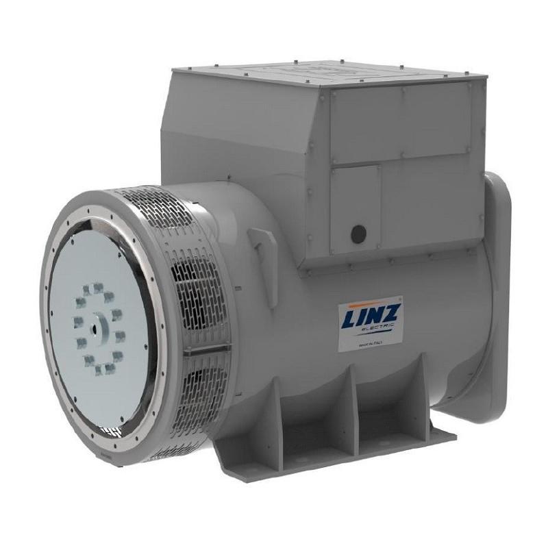 LINZ PRO40S A/4 Three-phase alternator 4 poles 930 kVA 50 Hz AVR