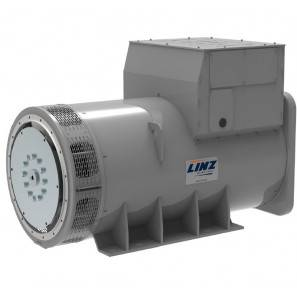 LINZ PRO40L E/4 Three-phase alternator 4 poles 1500 kVA 50 Hz AVR