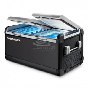 DOMETIC COOLFREEZE CFX 95DZW Mobile compressor dual-zone cooler and freezer