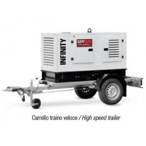 GENMAC INFINITY HIGH SPEED TRAILER