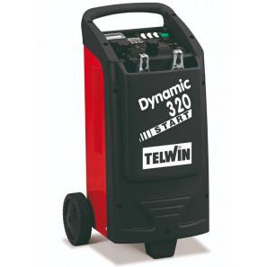 TELWIN DYNAMIC 320 START 230V 12-24V