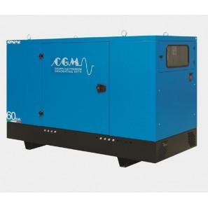 CGM 60 P - Gruppo Elettrogeno Supersilenziato Automatico 66 kVA AVR