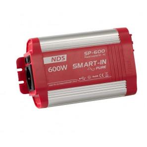 Inverter NDS SP600 ad Onda Sinusoidale Pura 600 W 24 V