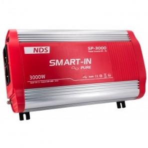 Inverter NDS SP3000 ad Onda Sinusoidale Pura 3000 W 24 V