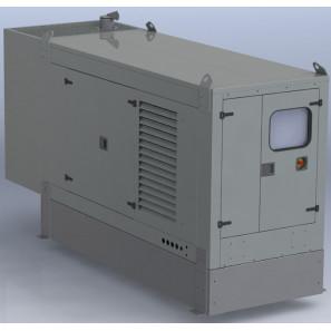 TESSARI ERLE EUW30 Silenced Generator WIth Manual Control Unit 33 KVA