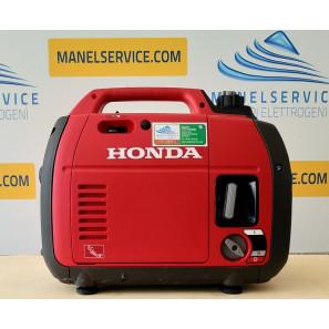 HONDA EU 22i USED Generator 2.2 kW 2.5 kVA
