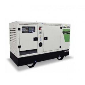 GREEN POWER GP33S B-N GRUPPO ELETTROGENO SILENZIATO 33 KVA AVR CENTRALINA AUTOMATICA