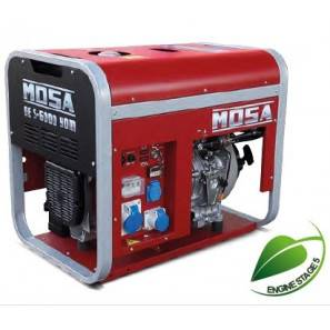 MOSA GE S-6000 YDM ELECTRIC STARTER STAGE 5