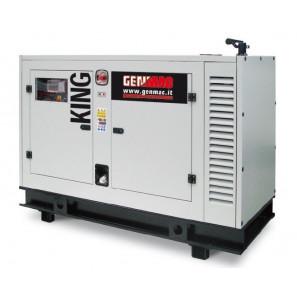 GENMAC KING G60IS Generator Diesel 66 kVA Silenced AVR
