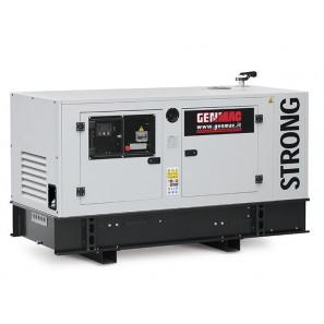 GENMAC STRONG G60IS Gruppo Elettrogeno Trifase Silenziato 66 kVA AVR