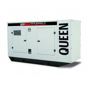 GENMAC QUEEN G100IS Generator Diesel 66 kVA Silenced AVR
