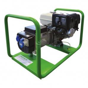 ENERGY EY-5.5MBE 5.5 KVA WITH AUTOMATIC PANEL