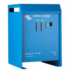 CARICA BATTERIE VICTRON ENERGY SKYLLA-TG 24V 100A TRIFASE