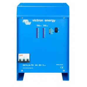 CARICA BATTERIE VICTRON ENERGY SKYLLA-TG 24V 50A TRIFASE