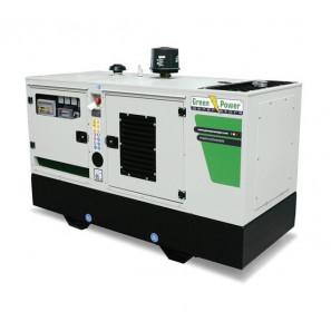 GREEN POWER GP 160 S-G Generating Set 160 KVA Automatic Silenced