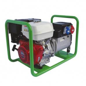 ENERGY EY-7TBE 7 KVA WITH MANUAL PANEL