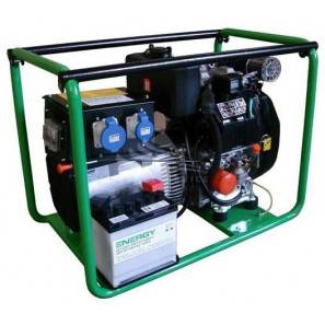 ENERGY EY-10MDE 10 KVA WITH MANUAL PANEL