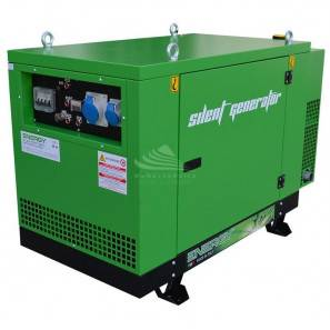 ENERGY EY-12.5MDE-S 12.2 KVA WITH MANUAL PANEL