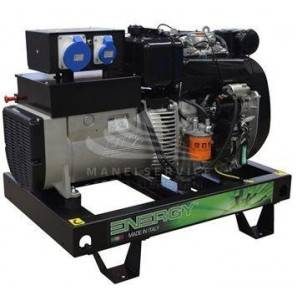 ENERGY EY-15MDE 15 KVA WITH AUTOMATIC PANEL