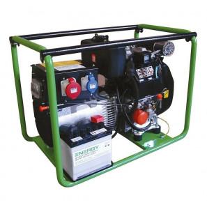 ENERGY EY-10TDE 10 KVA WITH AUTOMATIC PANEL