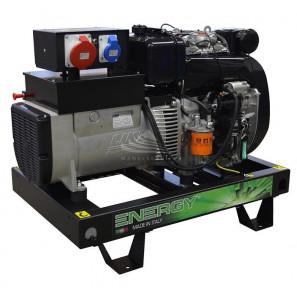 ENERGY EY-15TDE 15 KVA WITH MANUAL PANEL