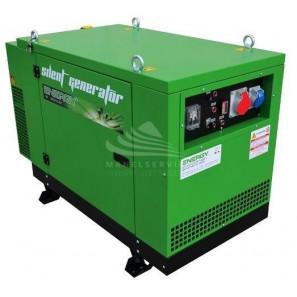 ENERGY EY-15TDE-S 15 KVA WITH MANUAL PANEL