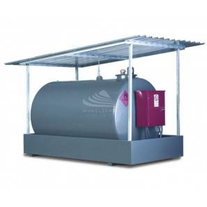 ENERGY TANK 400 LITRES FOR MODELS FROM 130 KVA TO 300 KVA