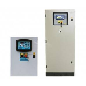 ENERGY AUTOMATIC PANEL WITH ATS SWITCHING FOR MODELS FROM 300P TO 400P