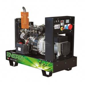 ENERGY EY-10P 10 KVA WITH MANUAL PANEL