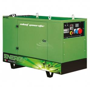 ENERGY EY-14P 14 KVA SUPER SILENCED WITH MANUAL PANEL