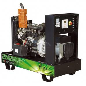 ENERGY EY-20P 20 KVA WITH AUTOMATIC PANEL