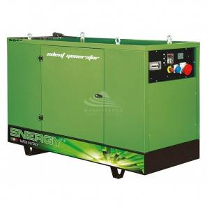 ENERGY EY-45P 45 KVA SUPER SILENCED WITH MANUAL PANEL