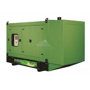 ENERGY EY-275P 275 KVA SUPER SILENCED WITH MANUAL PANEL