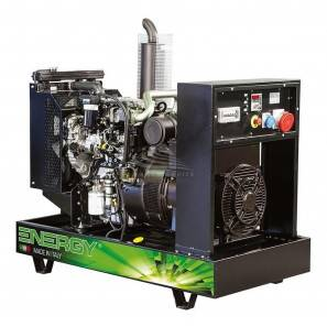 ENERGY EY-30Fnew 30 KVA WITH MANUAL PANEL