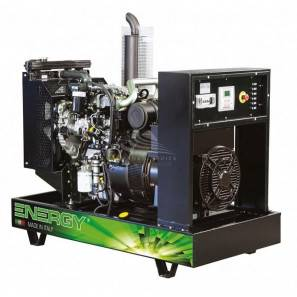 ENERGY EY-40F 40 KVA WITH AUTOMATIC PANEL