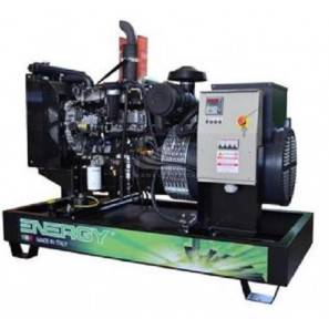 ENERGY EY-120F 120 KVA WITH AUTOMATIC PANEL