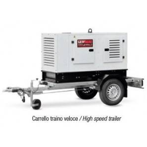 GENMAC STONE HIGH SPEED TRAILER